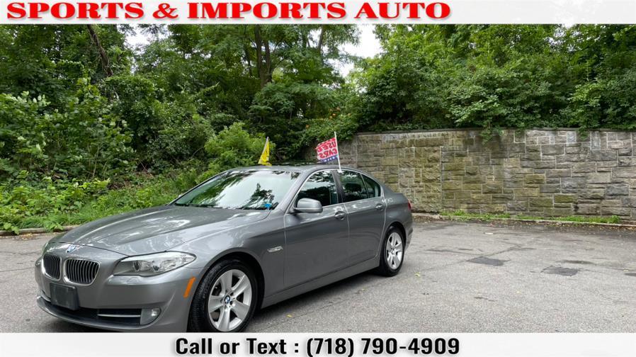 Used 2011 BMW 5 Series in Brooklyn, New York | Sports & Imports Auto Inc. Brooklyn, New York