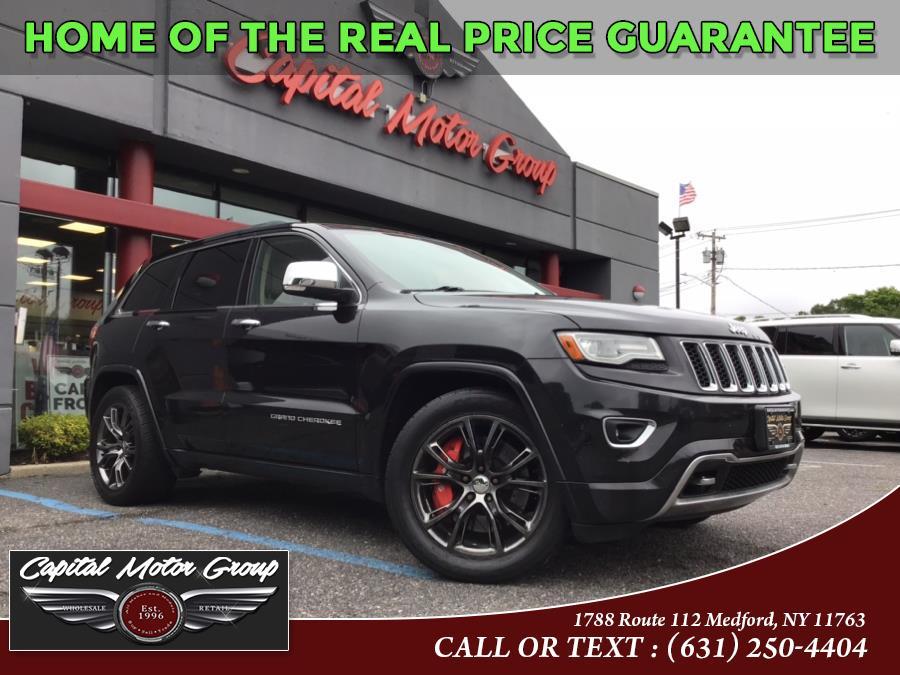 Used 2014 Jeep Grand Cherokee in Medford, New York | Capital Motor Group Inc. Medford, New York