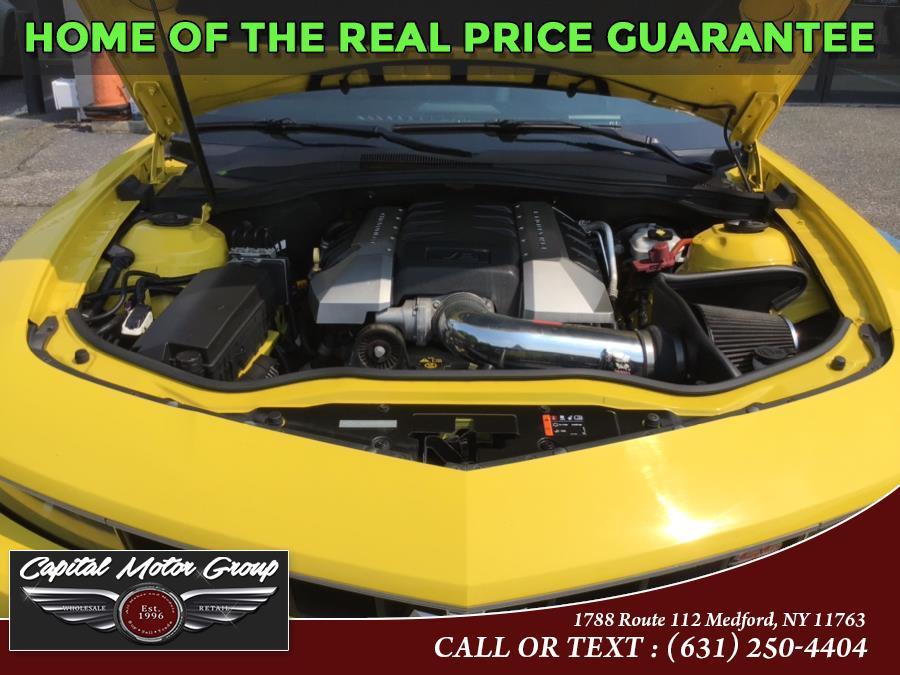 Used Chevrolet Camaro 2dr Cpe SS w/2SS 2014 | Capital Motor Group Inc. Medford, New York