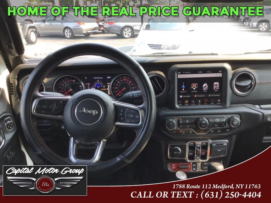 Used Jeep Gladiator Rubicon 4x4 2020 | Capital Motor Group Inc. Medford, New York