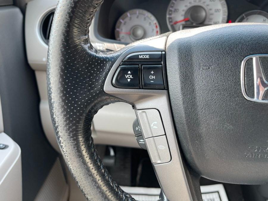 Used Honda Pilot 4WD 4dr EX-L 2012   DZ Automall. Paterson, New Jersey