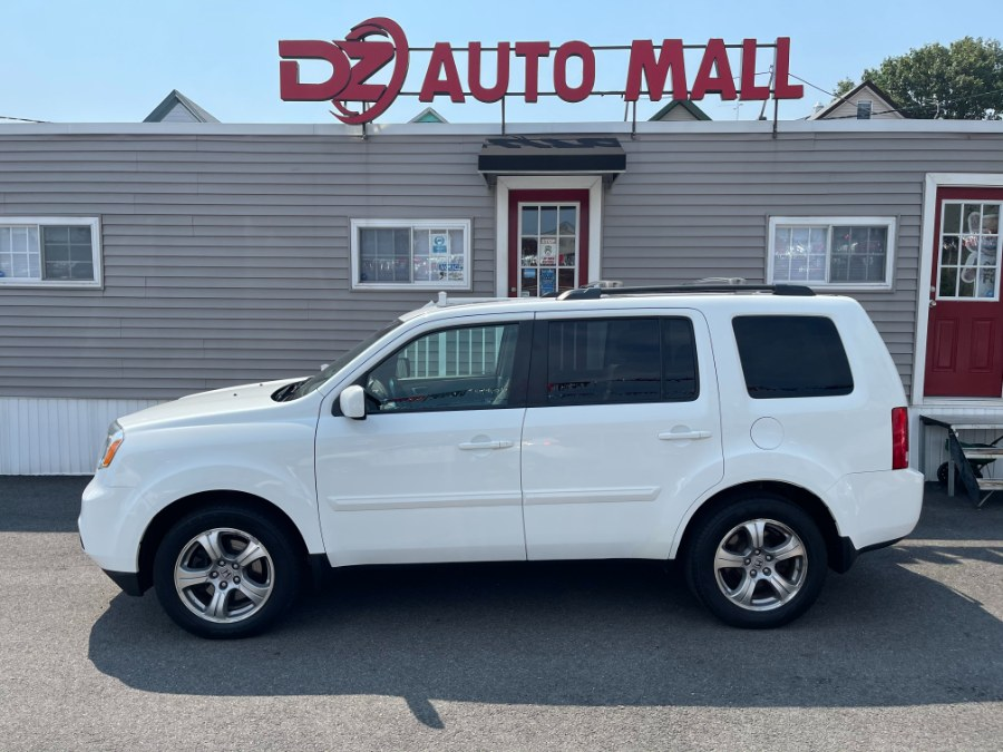 Used 2012 Honda Pilot in Paterson, New Jersey | DZ Automall. Paterson, New Jersey