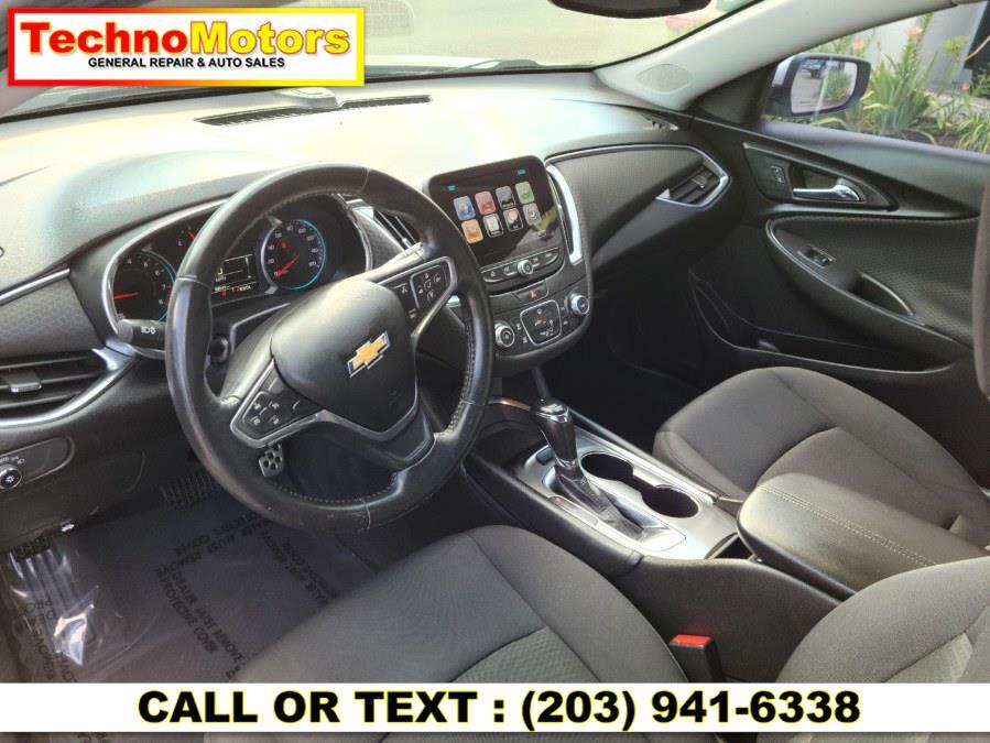 Used Chevrolet Malibu 4dr Sdn LT w/1LT 2016   Techno Motors . Danbury , Connecticut