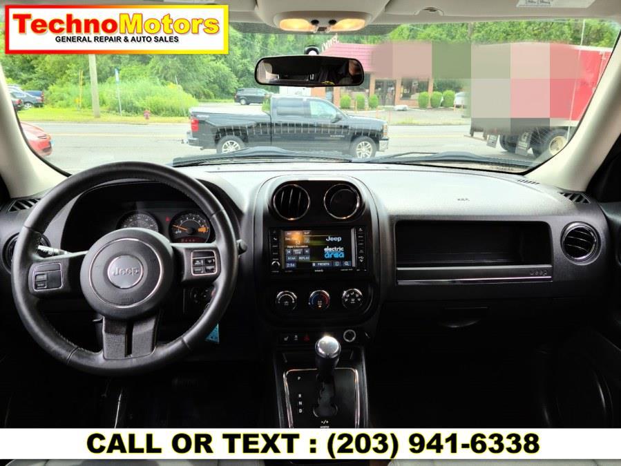 Used Jeep Patriot 4WD 4dr Latitude 2014   Techno Motors . Danbury , Connecticut