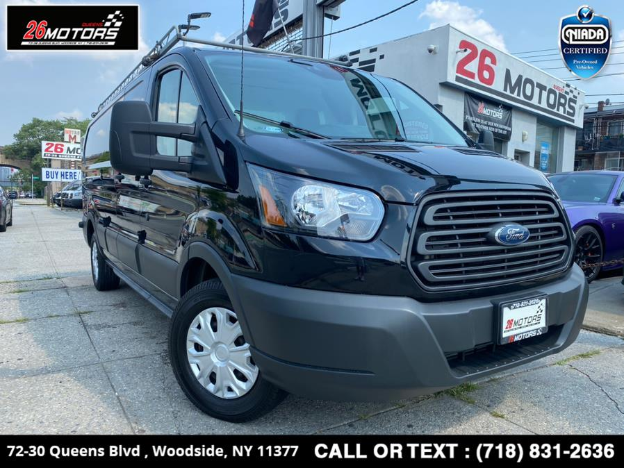 """Used Ford Transit Van T-250 148"""" Low Rf 9000 GVWR Swing-Out RH Dr 2017 
