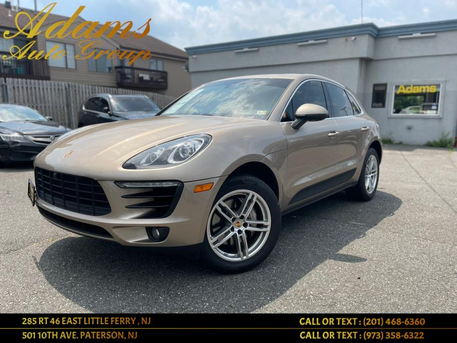 Used Porsche Macan AWD 4dr S 2016   Adams Auto Group . Little Ferry , New Jersey