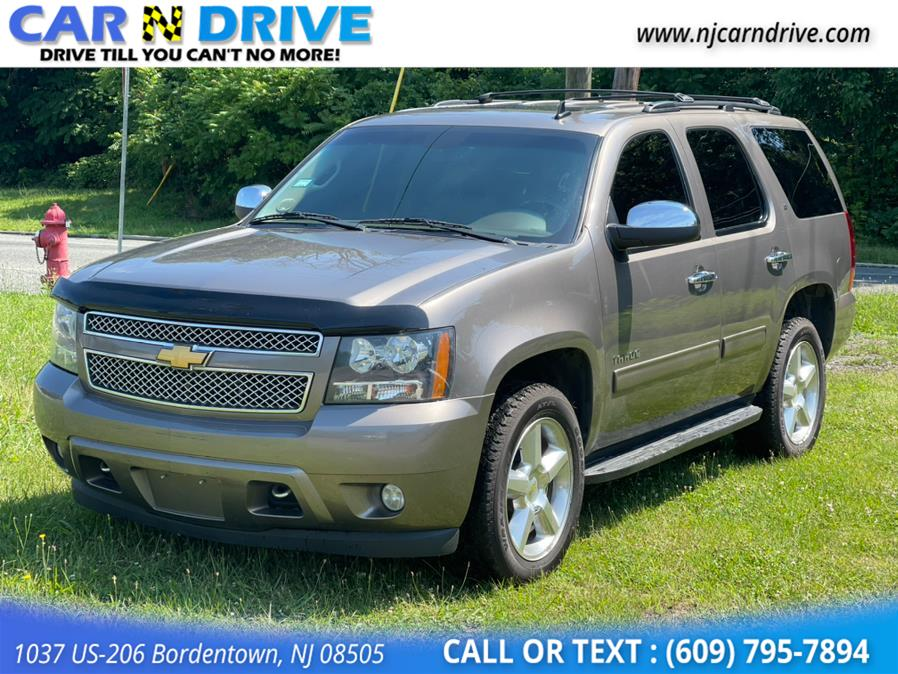 Used Chevrolet Tahoe LT 4WD 2012   Car N Drive. Bordentown, New Jersey