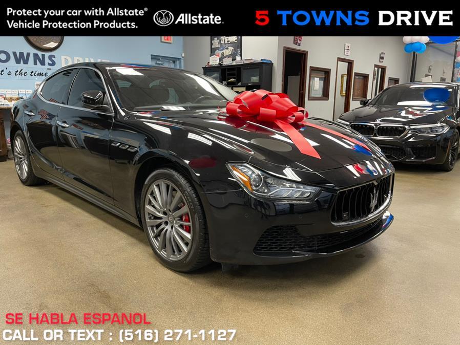 Used Maserati Ghibli 3.0L 2017 | 5 Towns Drive. Inwood, New York