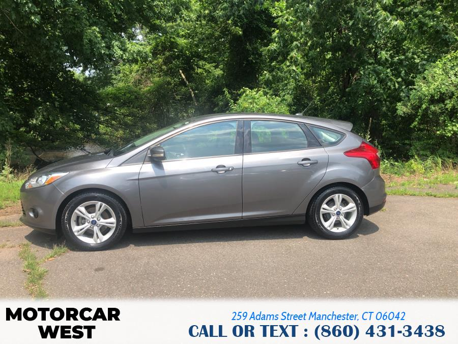 Used Ford Focus 5dr HB SE 2014   Motorcar West. Manchester, Connecticut