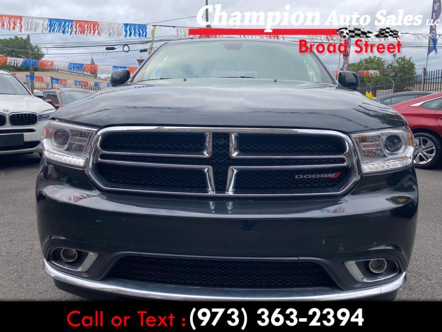 Used 2016 Dodge Durango in Newark, New Jersey | Champion Auto Sales. Newark, New Jersey