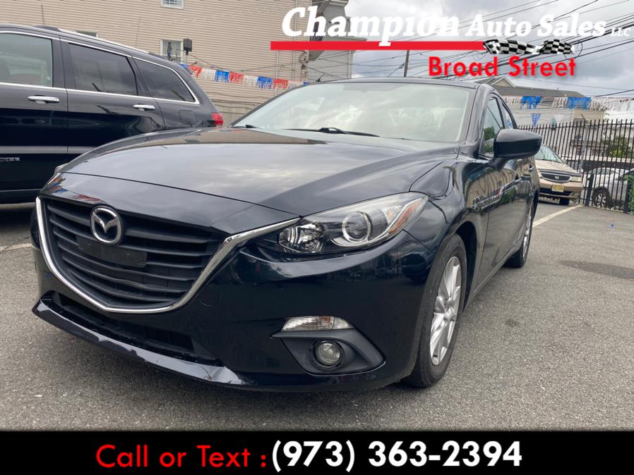 Used 2015 Mazda Mazda3 in Newark, New Jersey | Champion Auto Sales. Newark, New Jersey