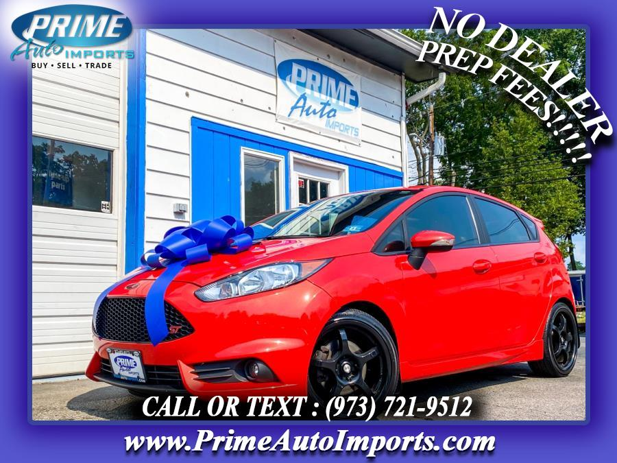 Used 2015 Ford Fiesta in Bloomingdale, New Jersey | Prime Auto Imports. Bloomingdale, New Jersey