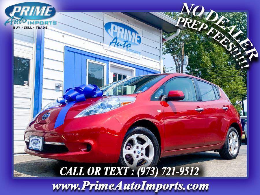 Used 2012 Nissan LEAF in Bloomingdale, New Jersey | Prime Auto Imports. Bloomingdale, New Jersey