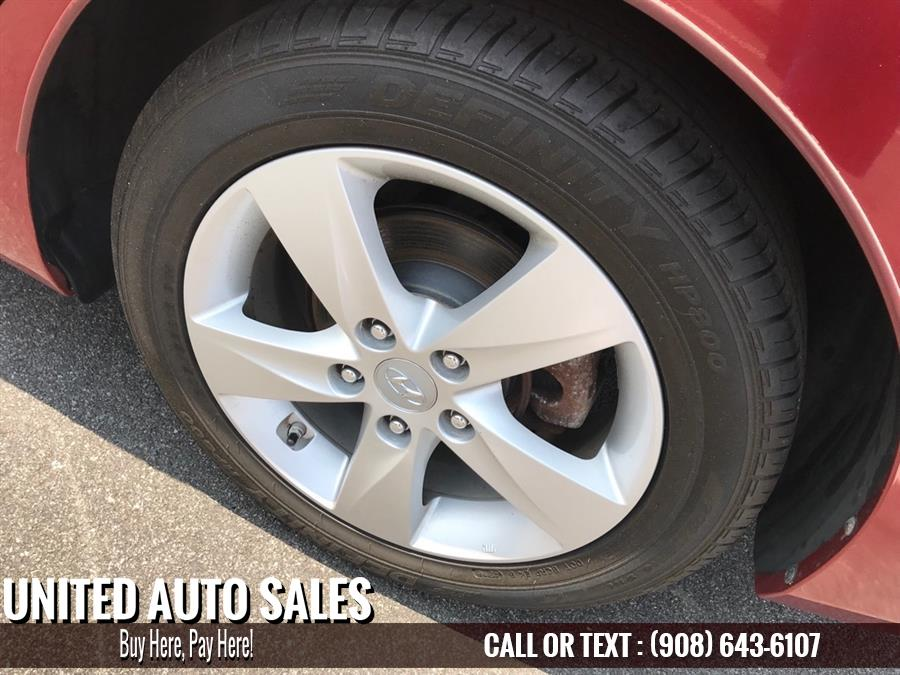 Used Hyundai Elantra GLS 2012 | United Auto Sale. Newark, New Jersey