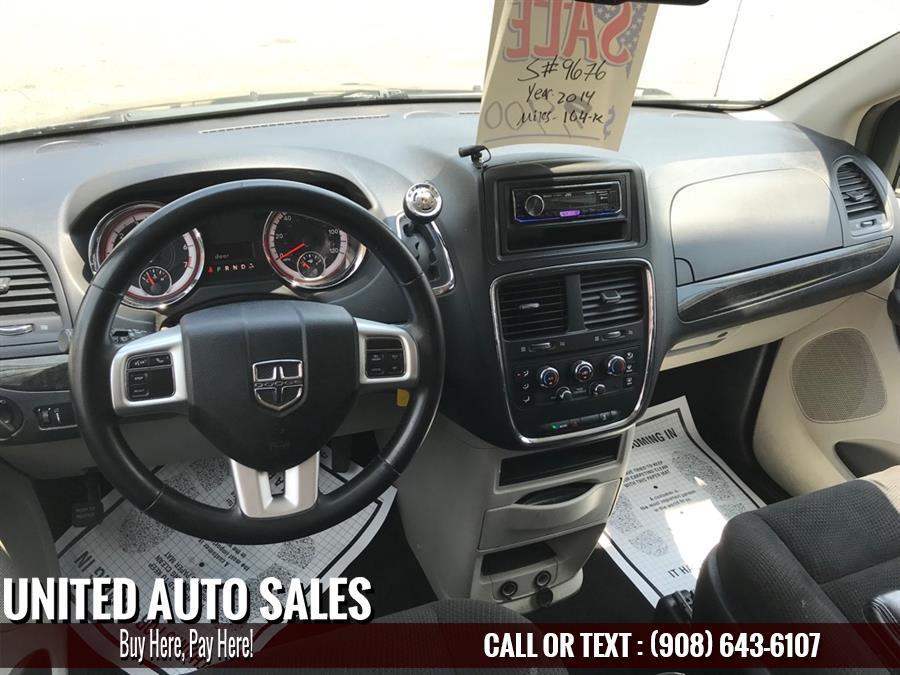 Used Dodge Grand Caravan SE 2014 | United Auto Sale. Newark, New Jersey
