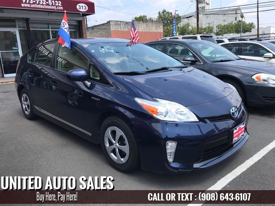Used Toyota Prius  2015 | United Auto Sale. Newark, New Jersey