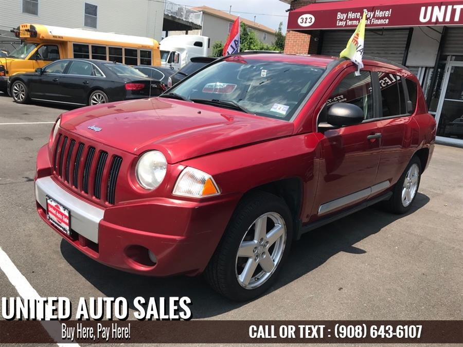 Used Jeep Compass LIMITED 2008 | United Auto Sale. Newark, New Jersey