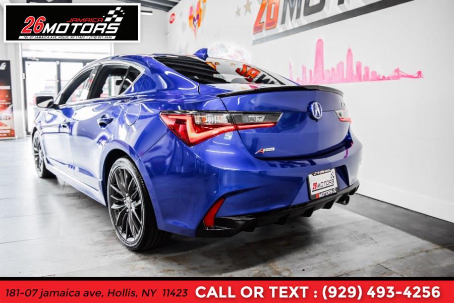 Used Acura ILX A-Spec Sedan w/Premium/A-Spec Pkg 2020   Jamaica 26 Motors. Hollis, New York