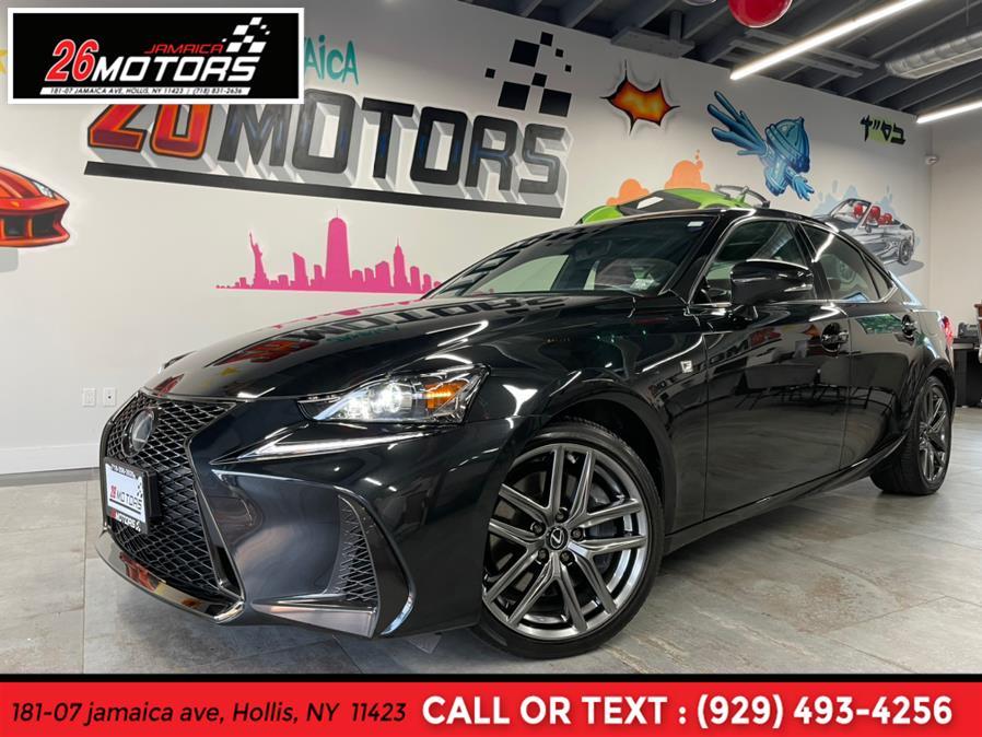 Used Lexus IS F SPORT IS 300 F SPORT AWD 2020 | Jamaica 26 Motors. Hollis, New York