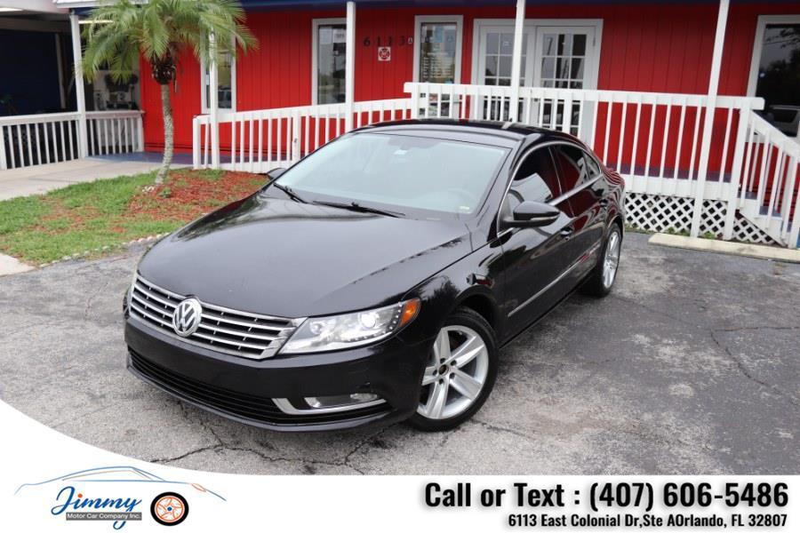 Used Volkswagen CC 4dr Sdn DSG Sport w/LEDs PZEV 2013 | Jimmy Motor Car Company Inc. Orlando, Florida