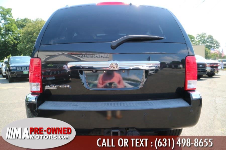 Used Chrysler Aspen AWD 4dr Limited 2008 | M & A Motors. Huntington, New York