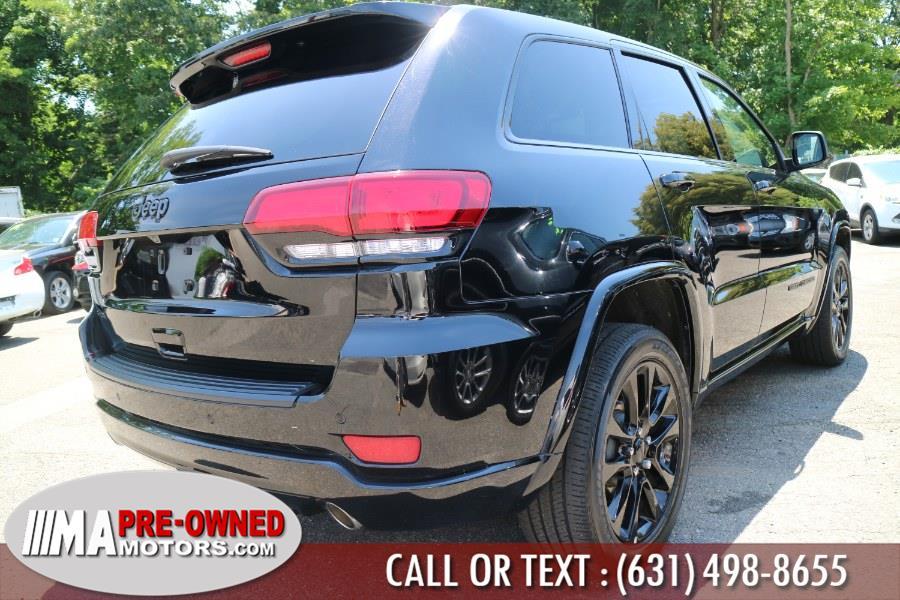 Used Jeep Grand Cherokee Altitude 4x4 *Ltd Avail* 2018   M & A Motors. Huntington, New York