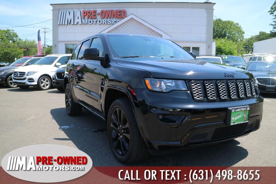 Used Jeep Grand Cherokee Altitude 4x4 *Ltd Avail* 2018 | M & A Motors. Huntington, New York
