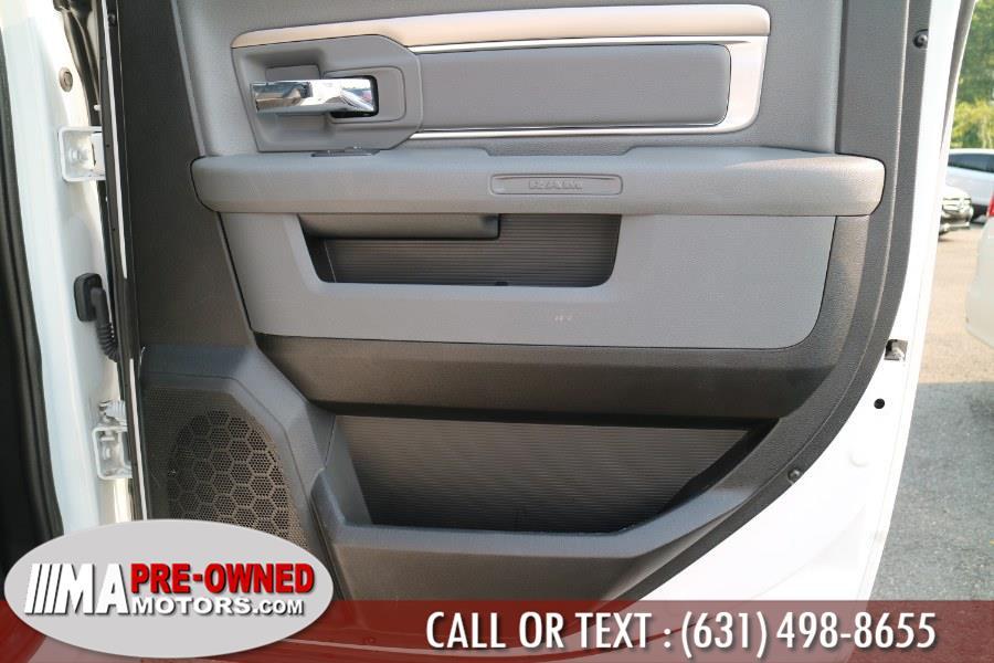 "Used Ram 1500 Classic SLT 4x2 Crew Cab 6''4"" Box 2020   M & A Motors. Huntington, New York"