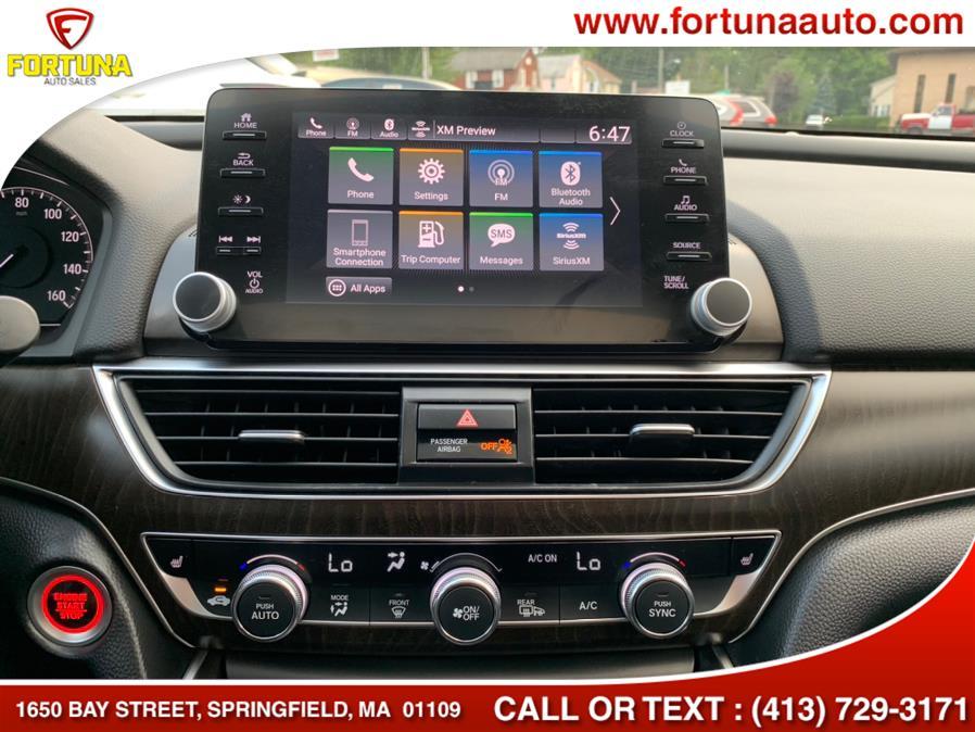 Used Honda Accord Sedan EX 1.5T CVT 2018 | Fortuna Auto Sales Inc.. Springfield, Massachusetts