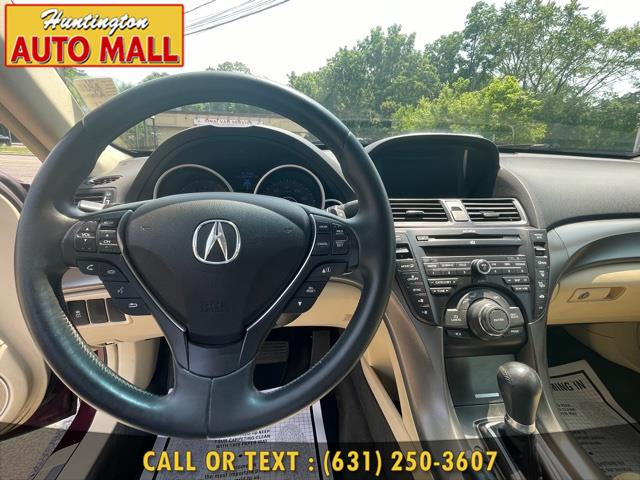 Used Acura TL 4dr Sdn Auto 2WD Tech 2013 | Huntington Auto Mall. Huntington Station, New York
