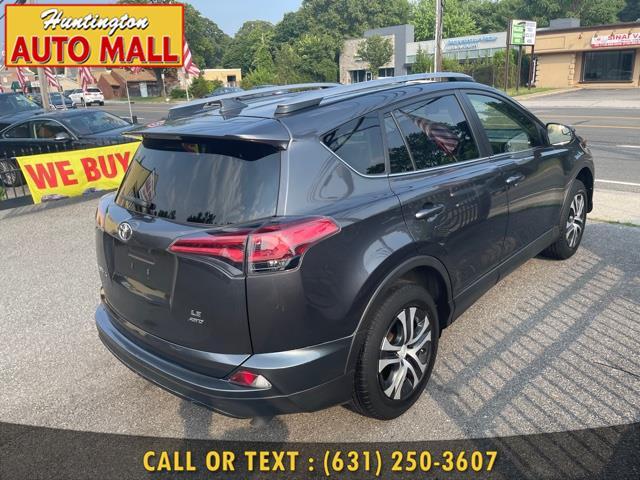 Used Toyota RAV4 LE AWD (Natl) 2018 | Huntington Auto Mall. Huntington Station, New York