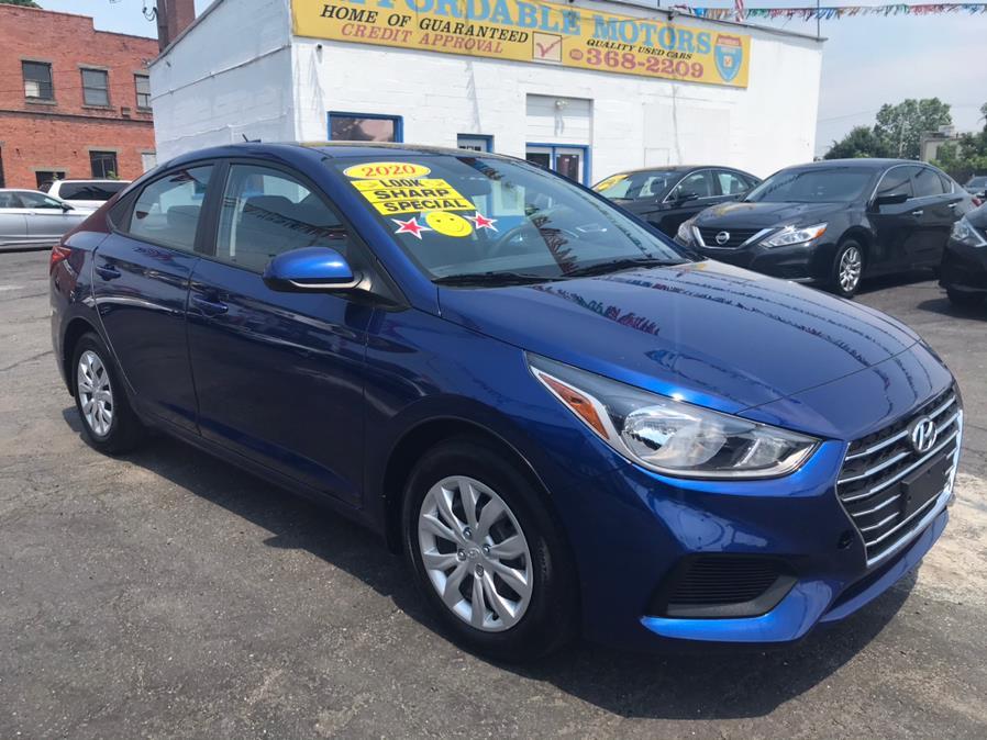 Used Hyundai Accent SE Sedan IVT 2020   Affordable Motors Inc. Bridgeport, Connecticut