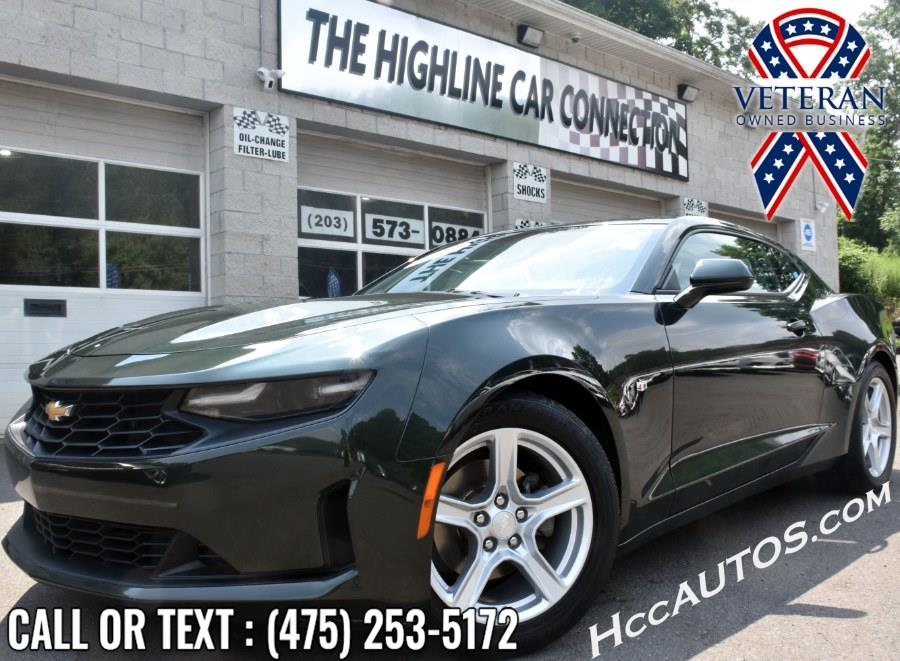Used Chevrolet Camaro 2dr Cpe 2020   Highline Car Connection. Waterbury, Connecticut
