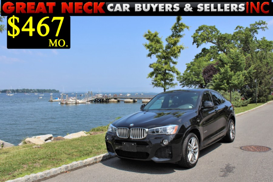 Used 2018 BMW X4 in Great Neck, New York