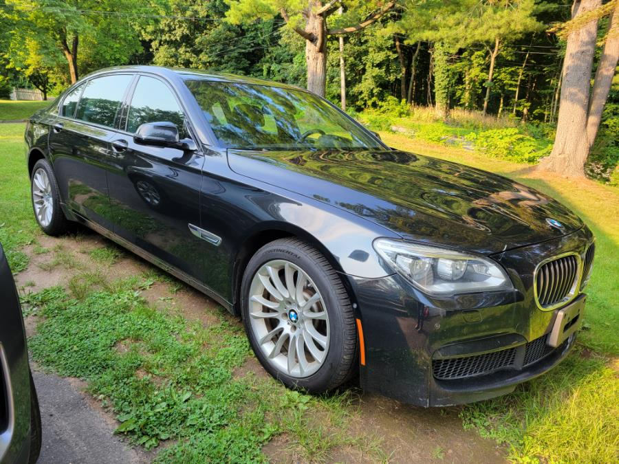 Used 2014 BMW 7 Series in Shelton, Connecticut | Center Motorsports LLC. Shelton, Connecticut