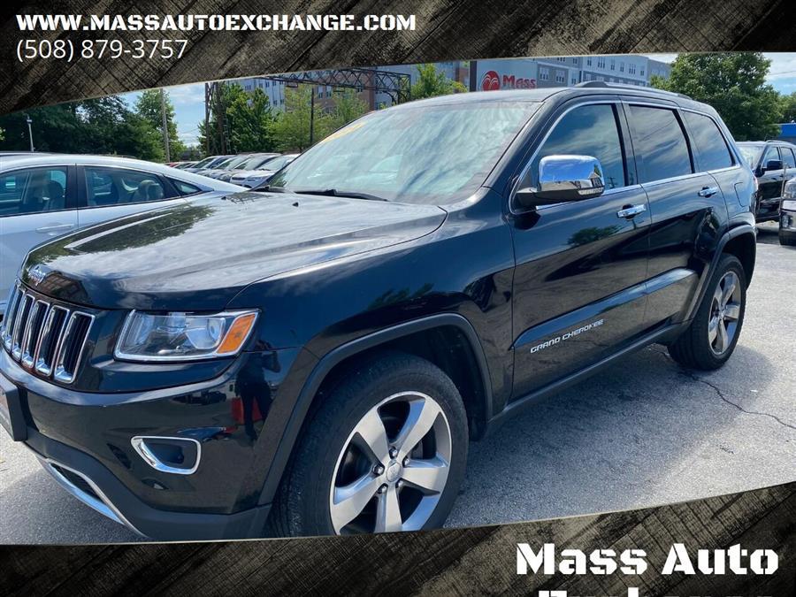 Used 2014 Jeep Grand Cherokee in Framingham, Massachusetts | Mass Auto Exchange. Framingham, Massachusetts