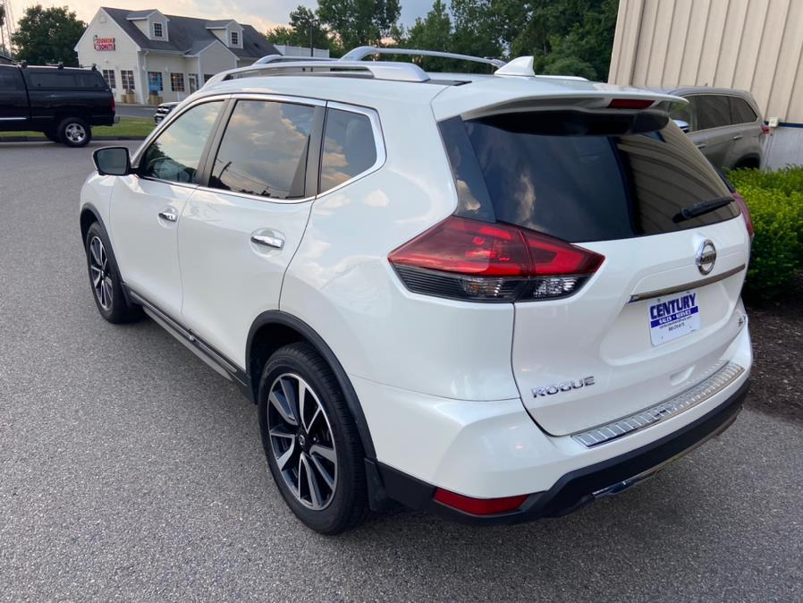 Used Nissan Rogue AWD SL 2018   Century Auto And Truck. East Windsor, Connecticut