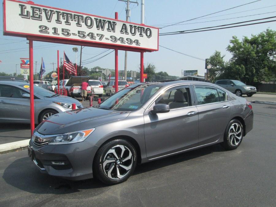 Used 2017 Honda Accord Sedan in Levittown, Pennsylvania | Levittown Auto. Levittown, Pennsylvania