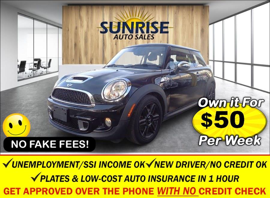 Used MINI Cooper Hardtop 2dr Cpe S 2013 | Sunrise Auto Sales. Rosedale, New York