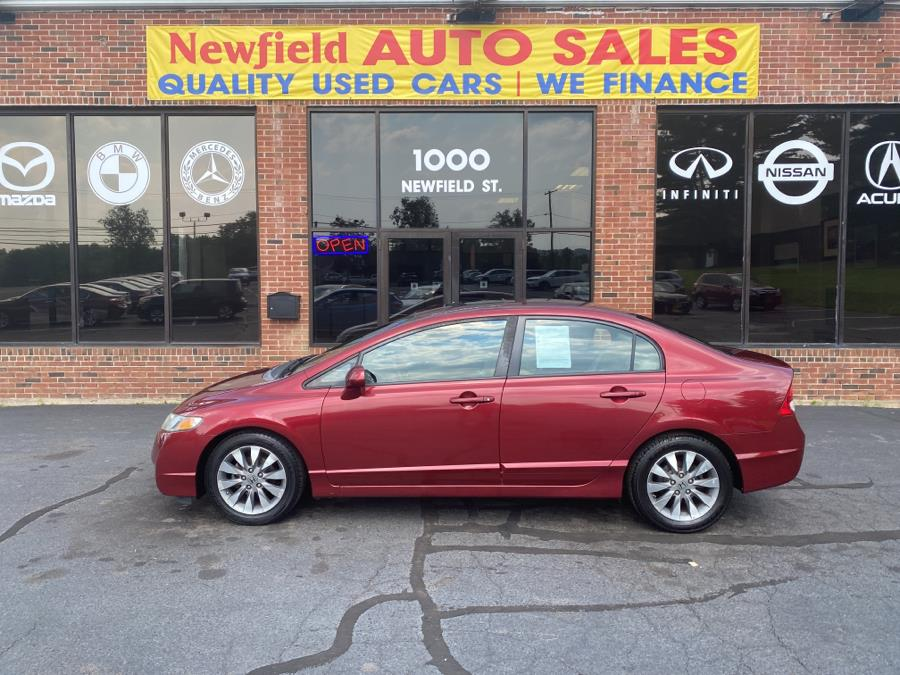 Used Honda Civic Sdn 4dr Auto EX 2010 | Newfield Auto Sales. Middletown, Connecticut