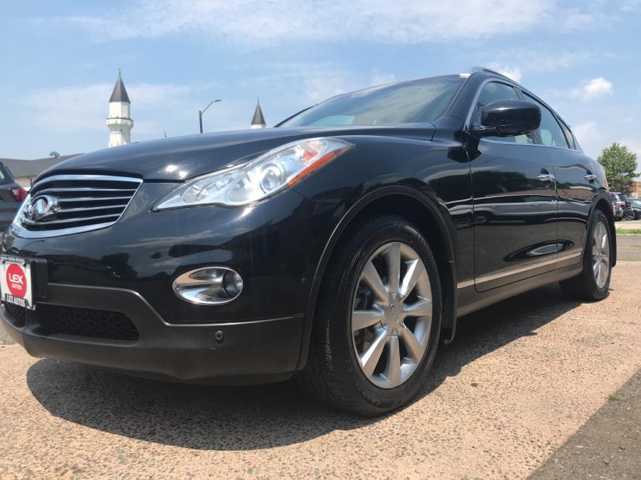 Used 2012 INFINITI EX35 in Hartford, Connecticut | Lex Autos LLC. Hartford, Connecticut