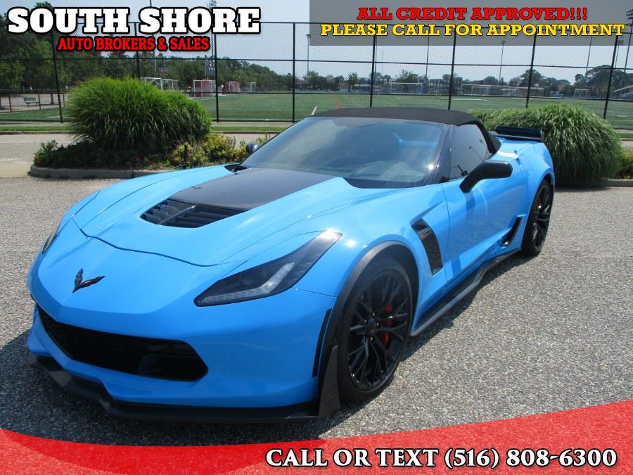 Used 2016 Chevrolet Corvette in Massapequa, New York | South Shore Auto Brokers & Sales. Massapequa, New York