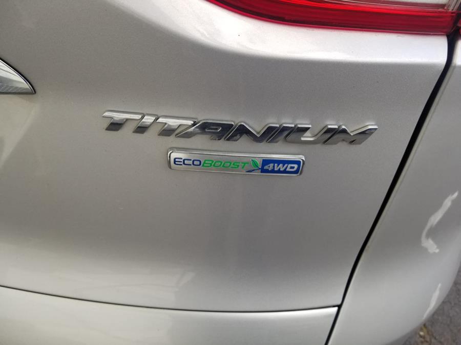 Used Ford Escape 4WD 4dr Titanium 2014 | Capital Lease and Finance. Brockton, Massachusetts