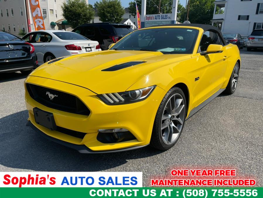 Used 2017 Ford Mustang in Worcester, Massachusetts | Sophia's Auto Sales Inc. Worcester, Massachusetts