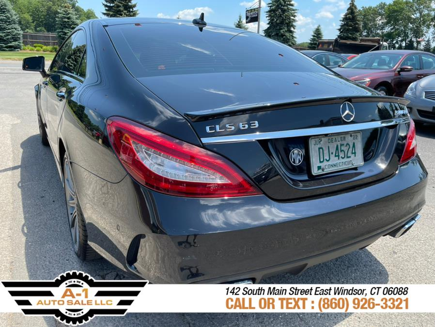 Used Mercedes-Benz CLS 4dr Sdn AMG CLS 63 S-Model 4MATIC 2016 | A1 Auto Sale LLC. East Windsor, Connecticut