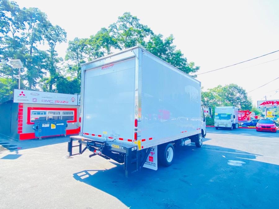 Used HINO 155 16 FEET DRY BOX + LIFT GATE + NO CDL 2019 | NJ Truck Spot. South Amboy, New Jersey