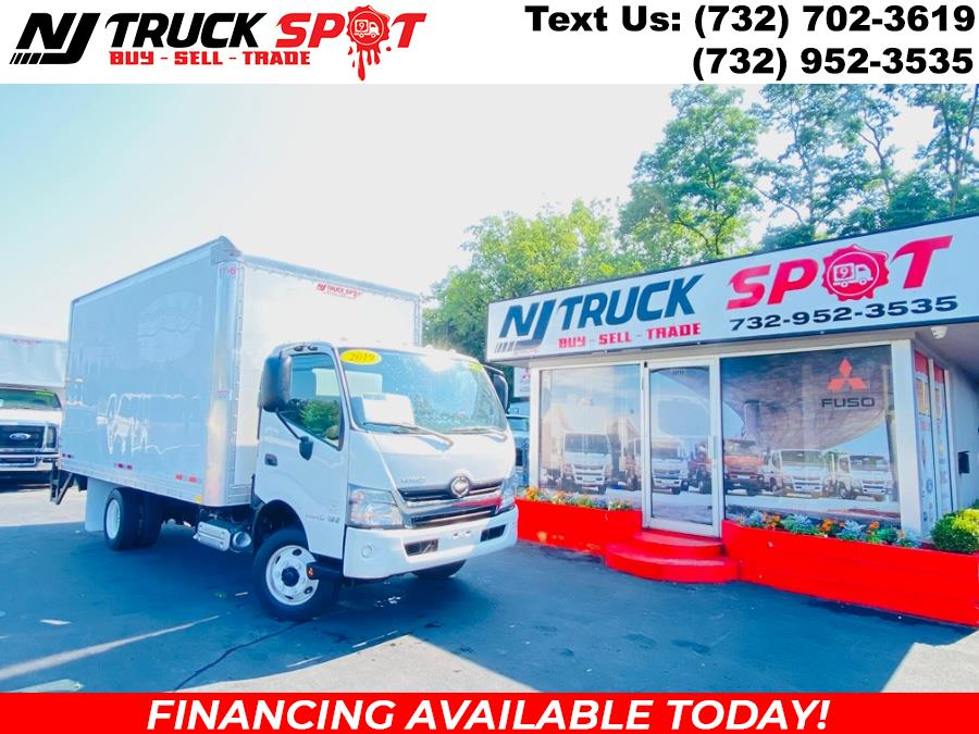 Used 2019 HINO 155 in South Amboy, New Jersey | NJ Truck Spot. South Amboy, New Jersey