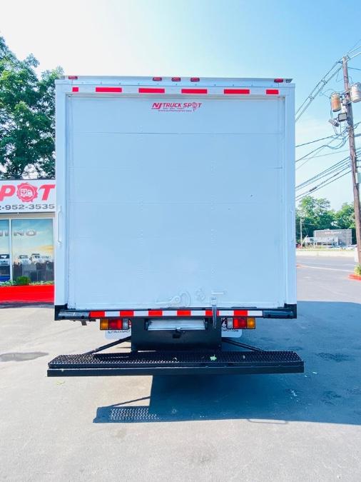 Used ISUZU NPR 20 FEET DRY BOX + NO CDL 2012 | NJ Truck Spot. South Amboy, New Jersey