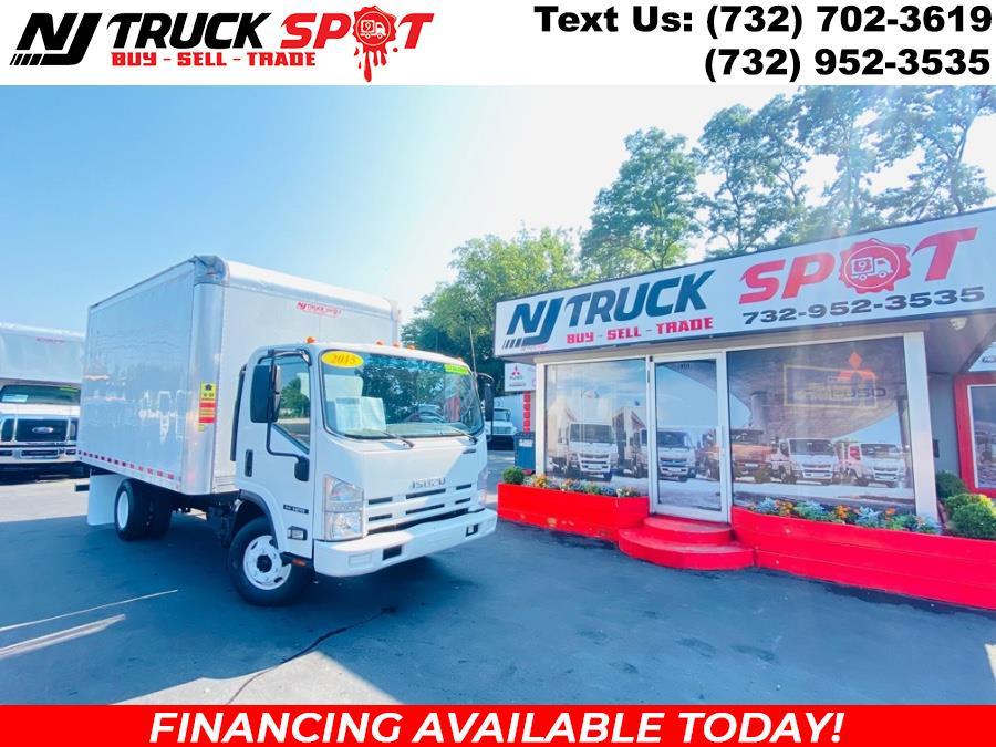 Used 2015 Isuzu NPR GAS REG in South Amboy, New Jersey | NJ Truck Spot. South Amboy, New Jersey