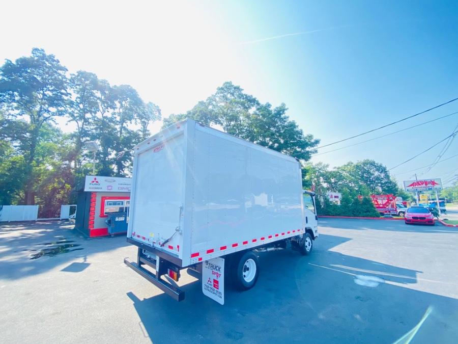 Used Isuzu NPR GAS REG 14 FEET DRY BOX + RAMP + NO CDL 2015   NJ Truck Spot. South Amboy, New Jersey